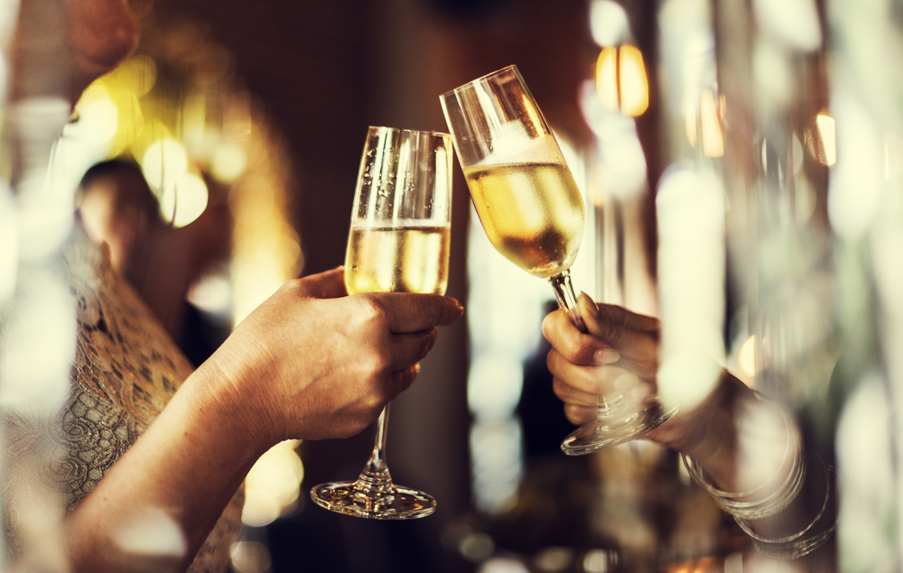 Champagne Afternoon Tea for 2 at The Fleece at Ruleholme