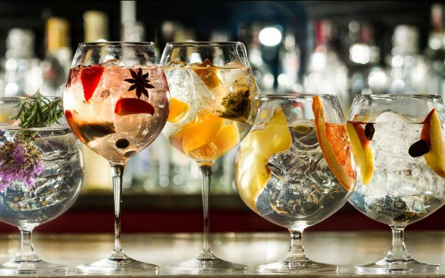 Gin Afternoon Tea for 2 at The Fleece at Ruleholme