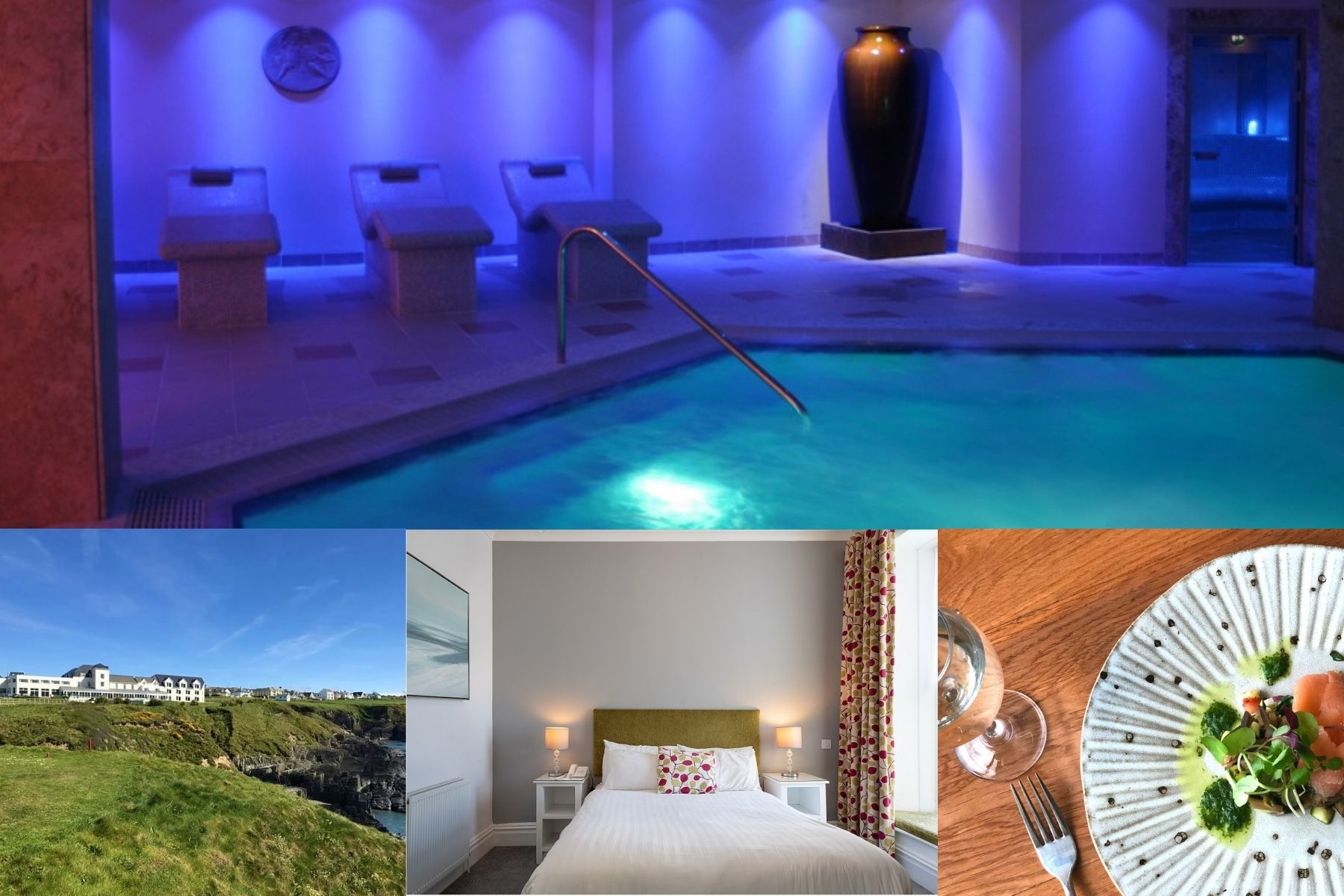 One Night Spa Escape for Two Friday or Saturday
