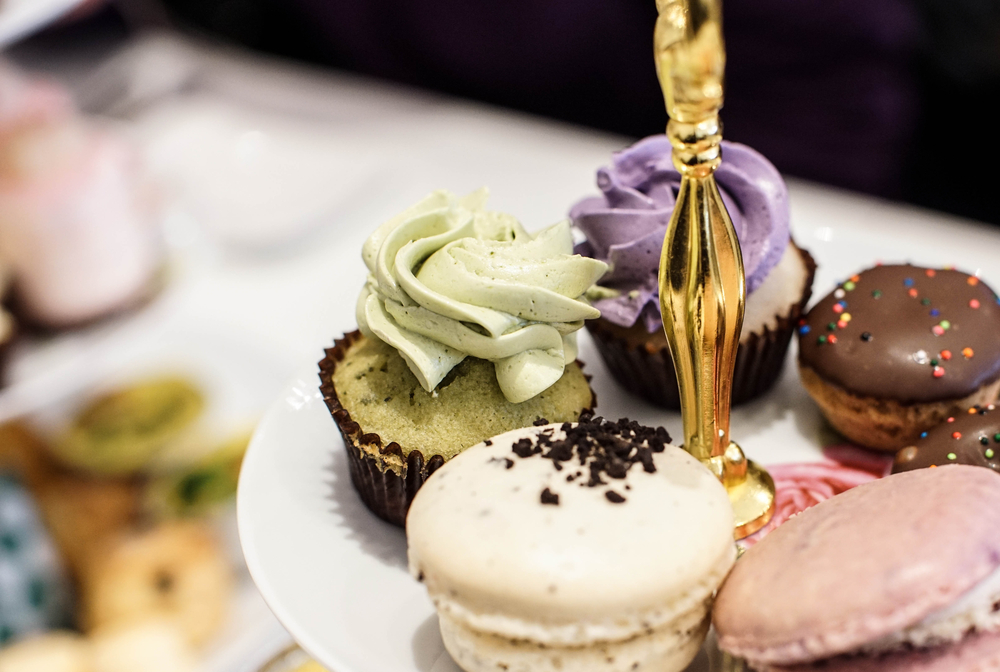 Afternoon Tea for 2 at The Fleece at Ruleholme