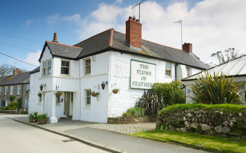 The Plume of Feathers Monetary Voucher